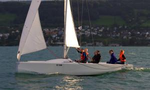 Team Illnau-Effretikon am insign Cup 2013 auf der mOcean