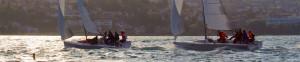 zwei mOceans dicht hintereinander am insign Cup 2013