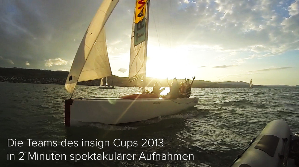 Video zu den Teams des insign Cups 2013 - 2min coole Aufnahmen