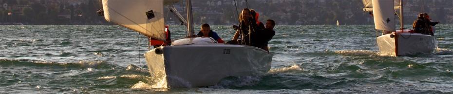 die Teams Avaloq und Illnau-Effretikon am insign Cup 2013 auf zwei mOceans
