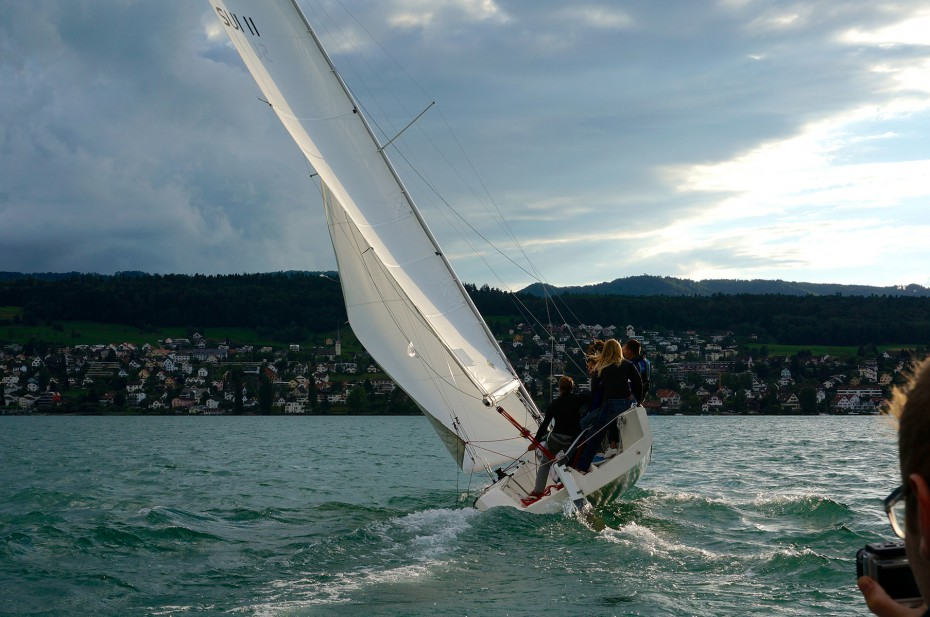 Team Illnau Effretikon krängend am insign Cup 2013
