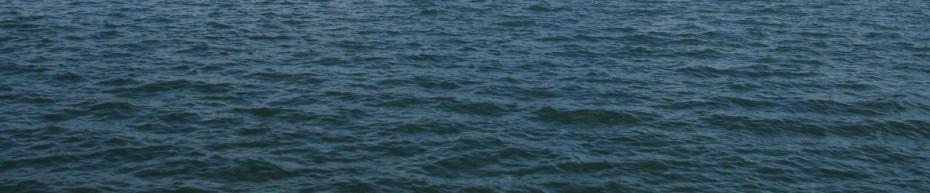 Wasser mit etwas Wind