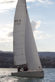 SUI-11 mit Team ILEF