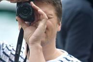Duell der Fotografen